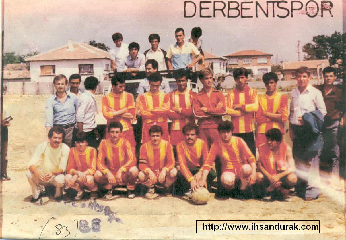 derbent spor 1983