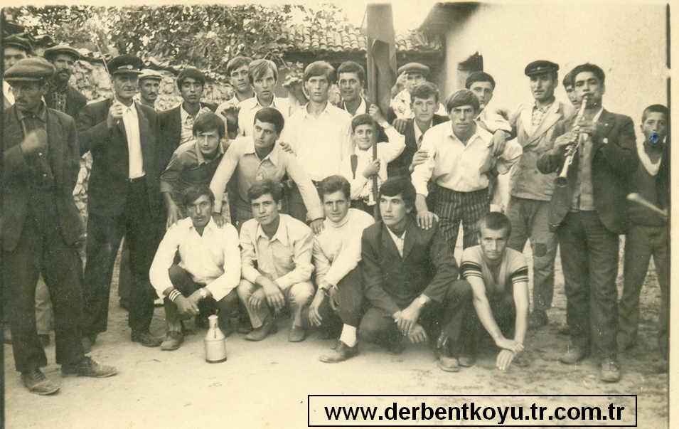 köy gençleri 1970